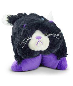 Travesseiro-Pelucia---Pillow-Pets---Gato-Preto---DTC