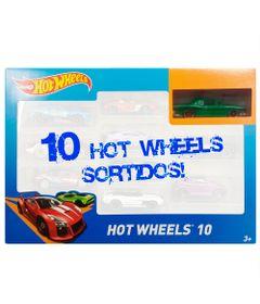 Carrinhos-Hot-Wheels---Pacote-com-10-Carros-Sortidos---Pack-M---54886---Mattel
