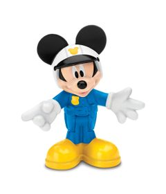 Mini-Figura-Articulada-7-cm---A-Casa-do-Mickey-Mouse---Mickey-Mouse-Policial---Fisher-Price-DMC57-frenteq