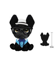 Pelucia-Perfumada---Trend-Dog---P---10-cm---Marrom---Fun