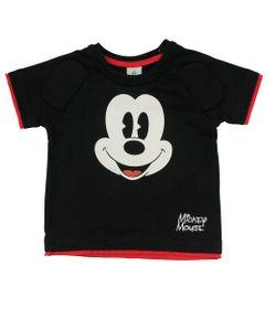 Camiseta-Fantasia-em-Meia-Malha---Preta-e-Vermelha---Mickey---Disney---P