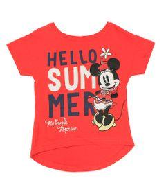 Blusa-Manga-Curta-Dupla-em-Meia-Malha---Vermelha---Minnie---Disney---1