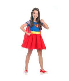 Fantasia-Infantil---DC-Comics---Supergirl---Princesa---Sulamericana---G