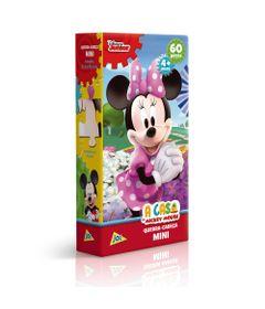 Quebra-Cabeca-Mini---60-Pecas---Disney---A-Casa-do-Mickey-Mouse---Minnie-Mouse---Toyster