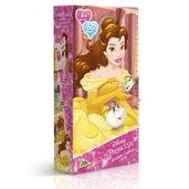 Quebra-Cabeca-Mini---60-Pecas---Disney---Princesas-Disney---Bela---Toyster