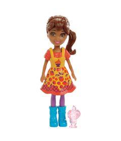 Boneca-Polly-Pocket---Sortimento-Basico---Shani-com-Sorvete---Mattel