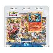 Deck-Pokemon---Blister-com-3-Unidades---Pokemon-Turbo-Colisao---Pyroar---Copag-97344-frente
