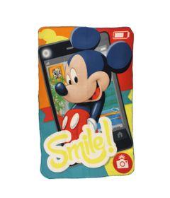 Manta-Estampada-em-Poliester---100-x-150-CM---Disney---Mickey-Mouse---DTC