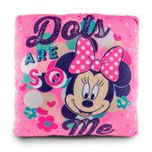 Almofada-Estampada-30x30-Cm---Disney---Minnie-Mouse---DTC