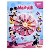 Livro-de-Colorir-Disney---Minnie-Mouse-com-Giz-de-Cera---DCL