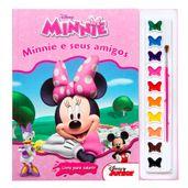 Livro-Disney---Colecao-Aquarela---Minnie-Mouse---DCL