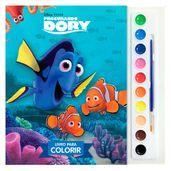 Livro-Disney---Colecao-Aquarela---Procurando-Dory---DCl