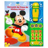 Livro-e-Microfone---Disney-Mickey-Mouse---Karaoke-na-Casa-do-Mickey-Mouse---DCl