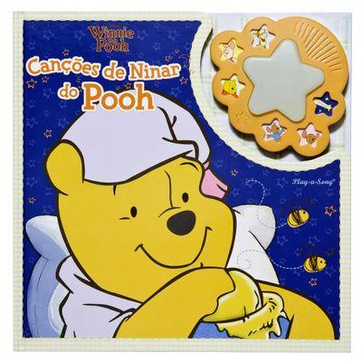 Livro-Musical-Disney---Cancoes-de-Ninar-do-Pooh---DCL