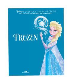 Livro-Disney---Classicos-Inesqueciveis---Frozen---Melhoramentos