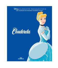 Livro-Disney---Classicos-Inesqueciveis---Princesas---Cinderela---Melhoramentos