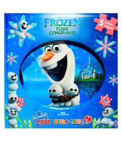 Livro-Disney---Frozen---Febre-Congelante---Meu-Primeiro-Quebra-Cabeca---Melhoramentos