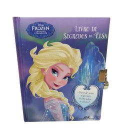 Livro-Disney---Frozen---Segredos-da-Elsa-com-Chave---Melhoramentos
