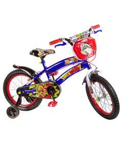 Bicicleta-ARO-16---Dragon-Ball-Z---Azul-Claro---Uni-Toys