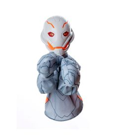 Figura-de-Acao---20-cm---Hero-Fighters---Marvel---Avengers---Era-de-Ultron---Ultron---Estrela
