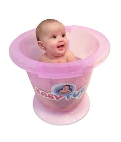 Banheira-Babytub---Rosa---Baby-Tub-BBT003-humanizada
