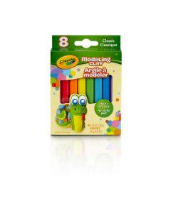 Massa-de-Modelar---Cores-Classicas---8-cores---Crayola-57-0312N-embalagem