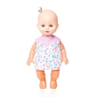 Boneca-Nininha---Vestido-Rosa---Estrela-1003601000220-frente