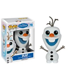 Figura-Colecionavel---Funko-POP---Disney---Frozen---Boneco-de-Neve-Olaf---Funko