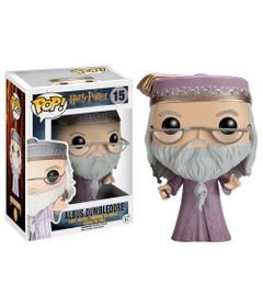 Figura-Colecionavel---Funko-POP---Harry-Potter---Albus-Dumbledore---Funko