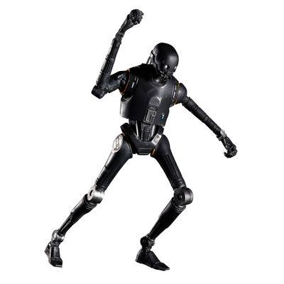 Figura-Colecionavel-Star-Wars---Rogue-One---The-Black-Series---14-cm---K2SO---Hasbro---Disney