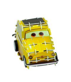 Quebra-Cabeca-3D---Disney---Carros---Luigi---DTC