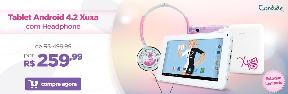 Tablet Xuxa