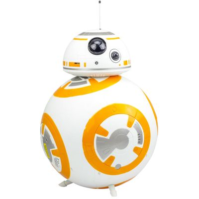 Figura-Colecionavel-45-Cm---Disney---Star-Wars---Episodio-VII---BB-8---DTC