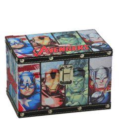 Caixa-com-Fecho-Avengers---Marvel---Disney---Mabruk