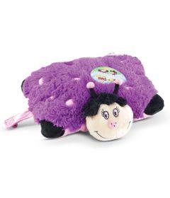 Pelucia---Pillow-Pets-de-Chao---Animais-Coloridos---Joaninha---DTC