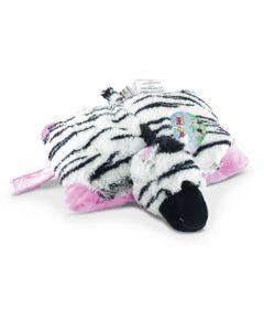 Pelucia---Pillow-Pets-de-Chao---Animais-Coloridos---Zebrinha---DTC