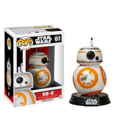 Figura-Colecionavel---Funko-POP---Disney---Star-Wars---BB8---Funko