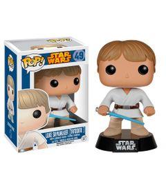 Figura-Colecionavel---Funko-POP---Disney---Star-Wars---Luke-Skywalker---Funko