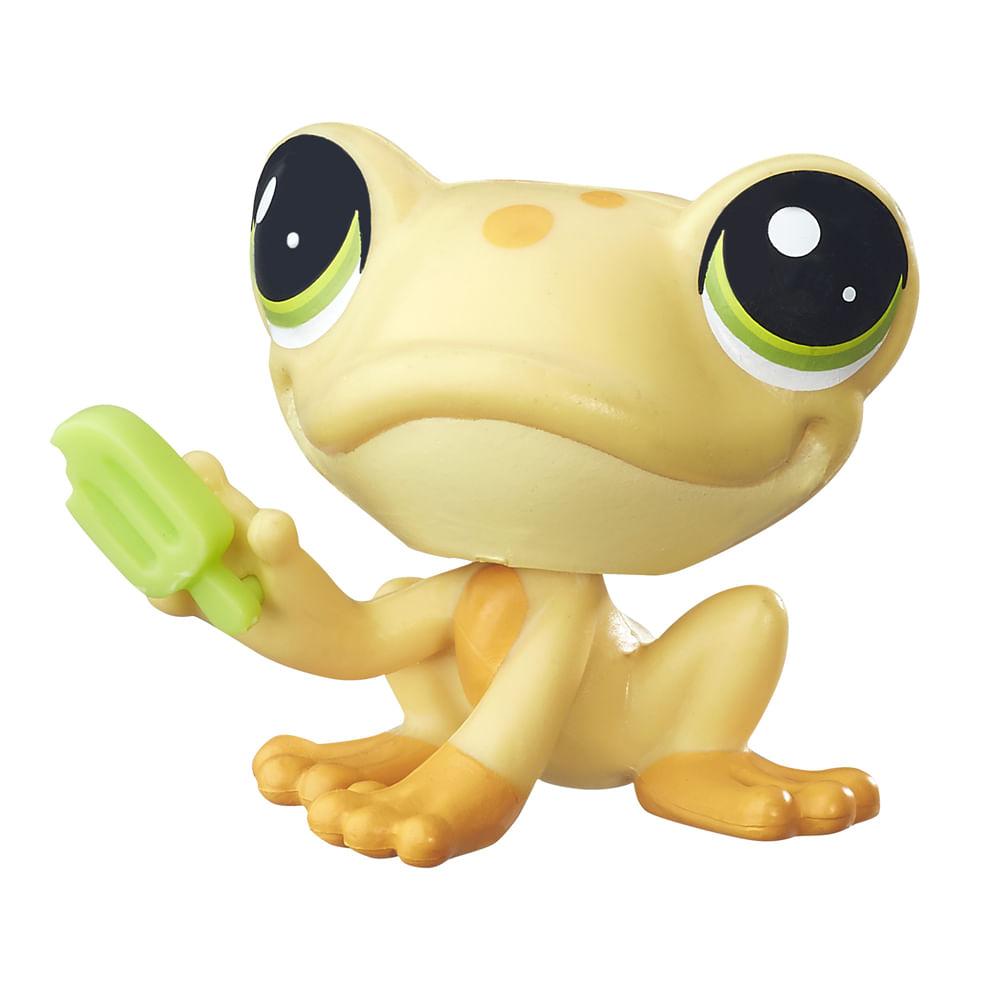 Mini Boneca Littlest Pet Shop - Froggy La Rana - Hasbro