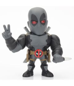 Figura-Colecionavel---10-Cm---Metals---Disney---Marvel---Deadpool-Grey---DTC