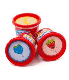 Massa-de-Modelar---Tutti-Frutti---Pack-com-3-Cores-Sortidas---New-Toys