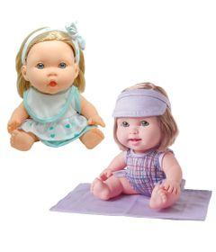 Kit-com-2-Bonecas-Bebes---Betsy-Doll---Um-dia-de-Mestre-Cuca-e-Um-dia-na-Praia---Roxo---Candide