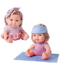 Kit-com-2-Bonecas-Bebes---Betsy-Doll---Um-dia-na-Praia---Azul-e-Um-dia-no-Pediatra---Rosa---Candide