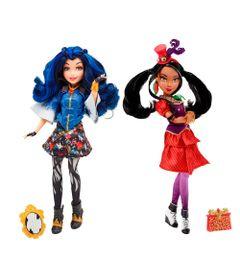 Kit-de-Bonecas---Disney---Descendants---Vilas---Evie-e-Freddie---Hasbro