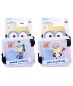 Kit-Mini-Bonecos---Meu-Malvado-Favorito-2---Tim-2-e-Maid---Toyng