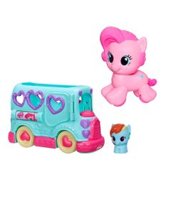 Kit-My-Little-Pony---Pinkie-Pie-com-Rodas-e-Onibus-Rainbow-Dash---Hasbro