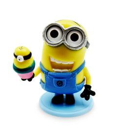 Mini-Boneco---Meu-Malvado-Favorito-2---Minion-Cupcake---Toyng