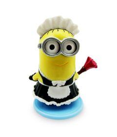 Mini-Boneco---Meu-Malvado-Favorito-2---Minion-Maid---Toyng