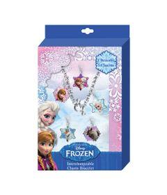 Kit-Pulseira-de-Metal-com-Pingente---Disney-Frozen---Euroswan