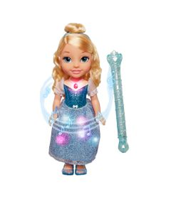 Boneca---Princesas-Disney---Cinderela-Magica---Sunny-1241-frente